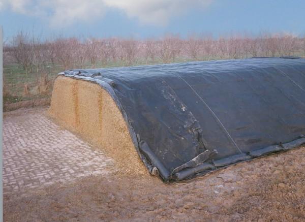 Siloschutzgitter 190 g/qm