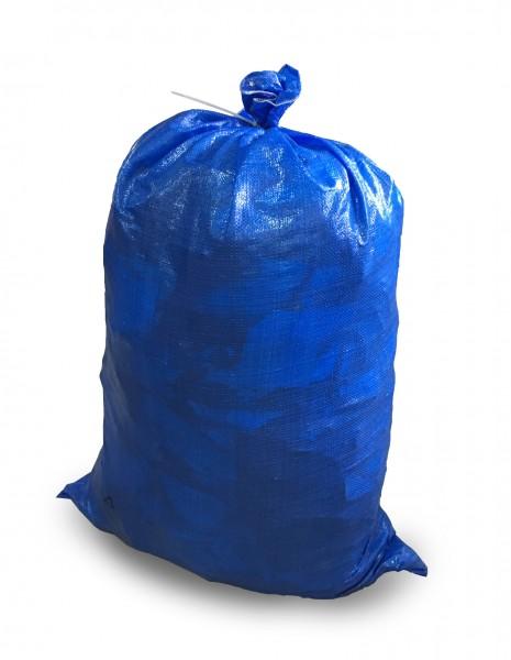 PP-Gewebesack 100x150cm / blau (VPE 10 Stück)