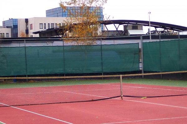 Tenniszaunblende 2 x 12 m 150g/qm