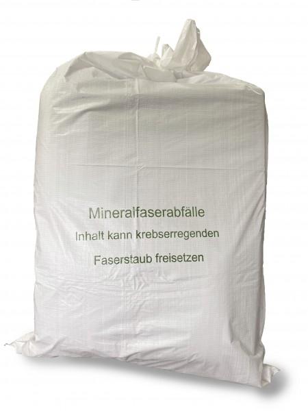 Mineralwollsäcke 140 x 220 cm mit Aufdruck